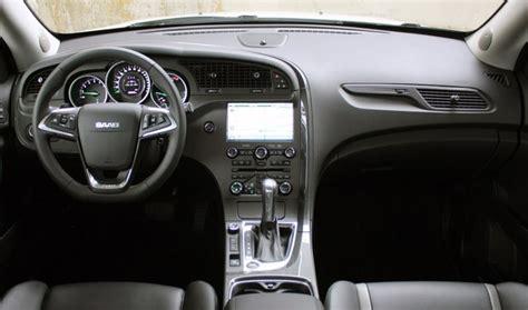 Saab 9 4x Interior by 2011 Saab 9 4x Autoblog