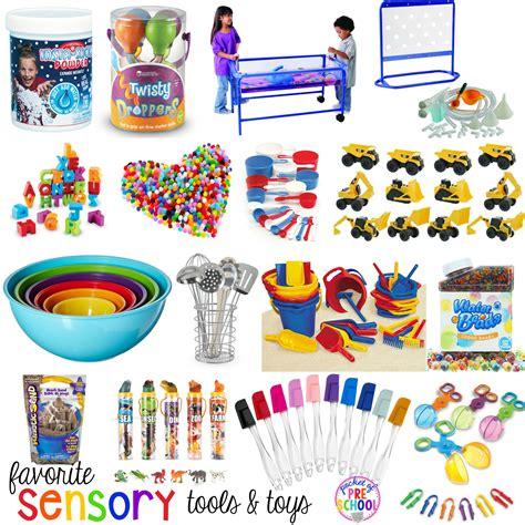 favorite sensory table tools and toys pocket of preschool 264 | Favorite Sensory Cover Edited