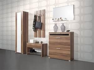 Garderobe Für Flur : prima paneel f r garderobe diele flur in walnuss 65 x 120 x 15 diele flur garderobe ~ Markanthonyermac.com Haus und Dekorationen