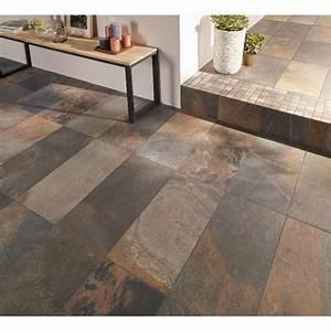 Carrelage Clipsable Exterieur : carrelage carbone 30 5 x 60 5 cm sols murs ~ Premium-room.com Idées de Décoration