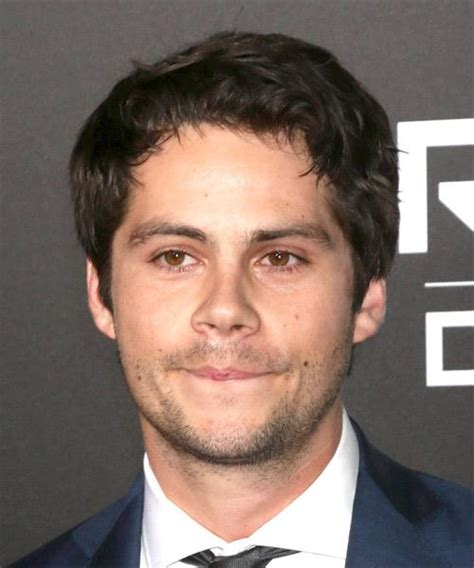 dylan obrien hairstyles hair cuts  colors