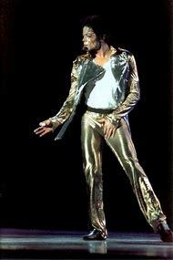 Michael Jackson History Tour Gold Pants