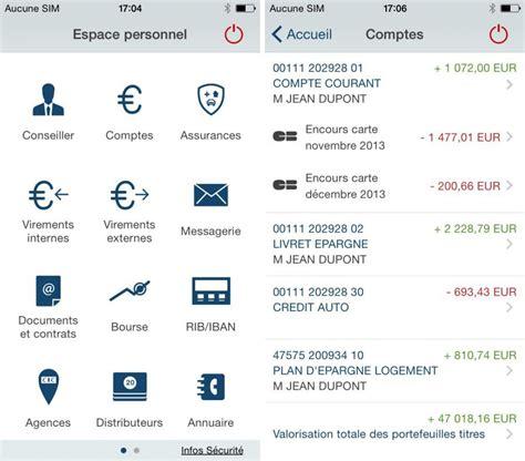 Les Applications Bancaires Sur Apple Watch  Caisse D