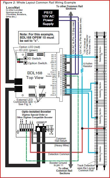 digitrax question direct home wiring and detection railroad hobbyist magazine