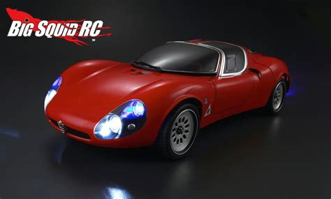 Killerbody Rc Alfa Romeo Tipo33 Stradale Body « Big Squid