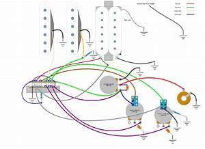 Suhr Guitar Wiring Diagram