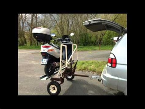 porte moto cing car porte moto ou scoot maison