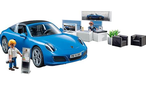 playmobil porsche playmobil porsche 911 targa 4s 5991 kids george at asda