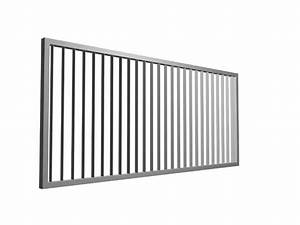 Zaunelemente Aus Metall : zaun oder torf llung aus tordiertem stahl ~ Sanjose-hotels-ca.com Haus und Dekorationen