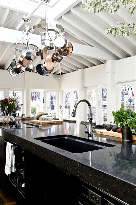 center islands for kitchen modern chic kitchen with a beautiful center island with