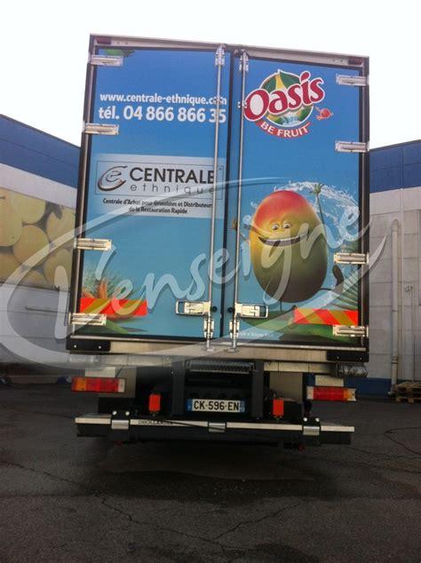 decoration dun camion poids lourd  vitrolles lenseigne