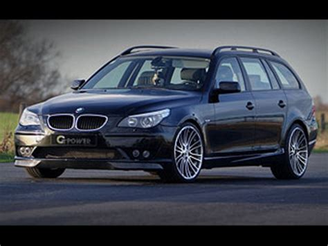 Gpower Bmw G5  Another Predator Is Alive!  Car Tuning