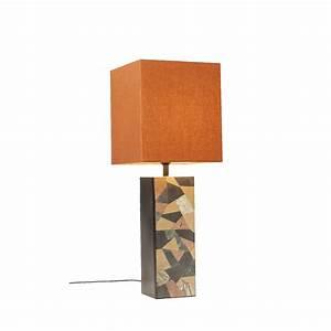 Kare Design Lampe : lampe de table orange cocktail 60ies kare design ~ Orissabook.com Haus und Dekorationen