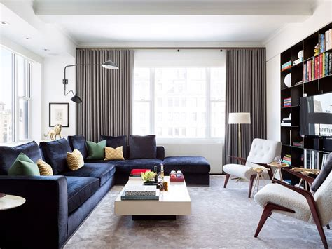 Contemporary Home Style By Bb Italia by Tour A Redesigned Prewar New York Apartment