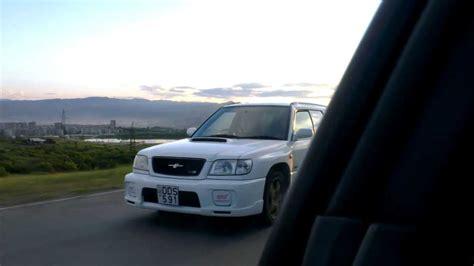 Subaru Forester Sf5 S/tb Mt V.s. Sti Ii Type M (race 1
