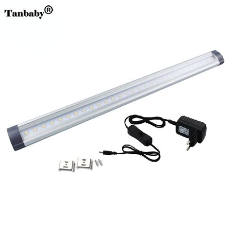 tanbaby led cabinet light with power adapter 3w warm white