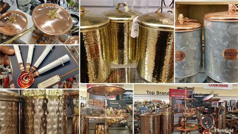 Homegoods Decor: SHOP WITH ME: HOMEGOODS KITCHEN GLAM