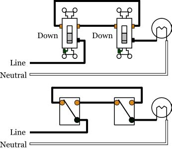 Way Switches Electrical