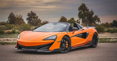 mclaren lt spider  drive review drop top