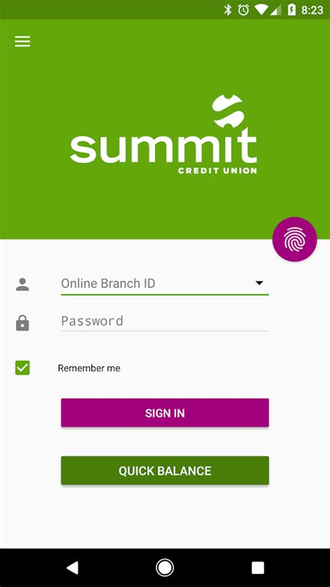 summit credit union mobile android apps  google play