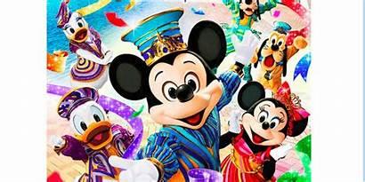 Tokyo 35th Anniversary Disney Resort Celebrations April