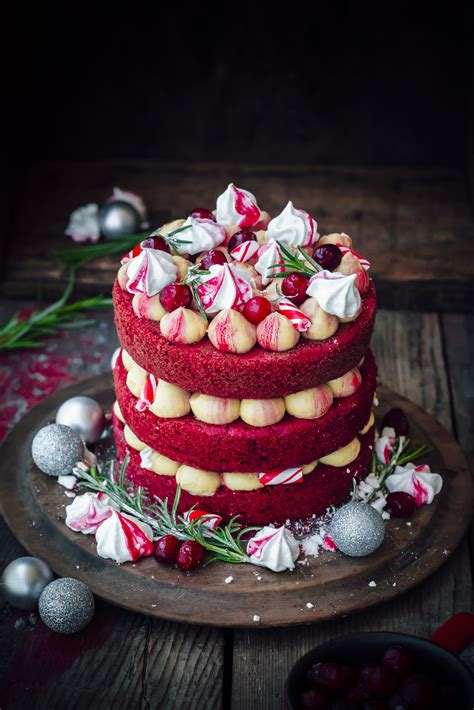 red velvet christmas cake  csr sugar sugar  al