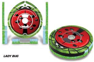 skin decal wrap  irobot roomba  vacuum stickers