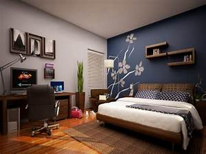 Cool, Room, Painting, Ideas, For, Bedroom, Remodeling