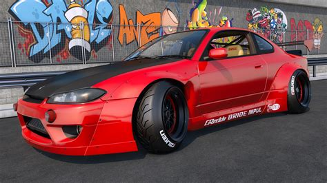 nissan silvia rocket bunny nissan silvia s15 rocket bunny by samcurry on deviantart