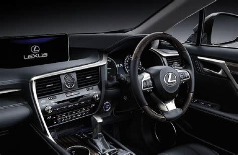 lexus suv rx 2017 interior 2017 lexus 450h interior 2018 cars models