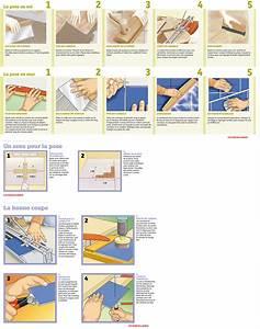 Comment Poser Du Carrelage Au Sol : fiche faire poser du carrelage au sol et au mur le ~ Dailycaller-alerts.com Idées de Décoration