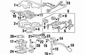 2001 Honda Cr-v Parts