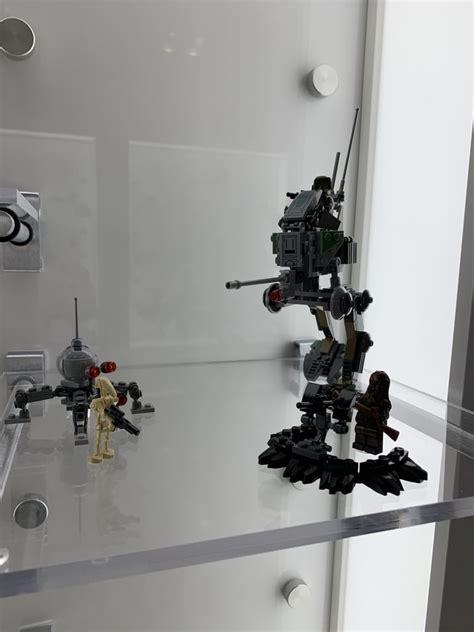lego wars star clone walker scout sets popsugar coming copy build