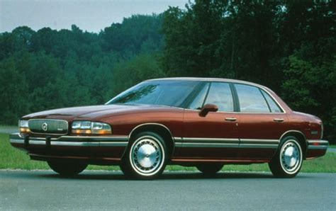 Buick Lesabre 1992 by 1996 Buick Lesabre Information And Photos Zombiedrive
