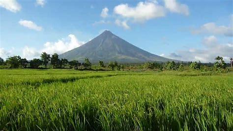 majestic mayon volcano  albay philippines youtube
