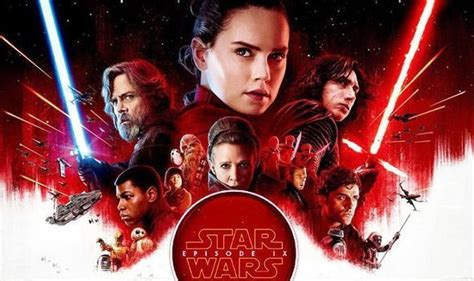 Star Wars 9 leak: Pictures reveal First Order Resistance ...