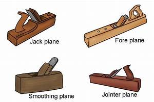 How To Use A Bench Plane To Plane Edges Along The Grain