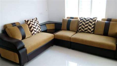 Sofa Set Designs Price Kerala by Designer Corner Sofa Set View Specifications Details