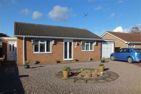 2 Bedroom Detached Bungalow For Sale In Saxon Close