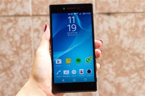 review sony xperia  premium  smartphone da tela