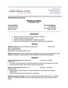 resume objective sles for office assistant resume exle with no experience