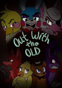 FNAF 2 ic Front Page by EmMonsta on DeviantArt