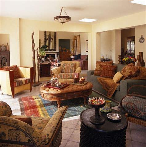 southwestern living room  beautiful homes