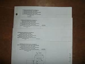 Bobcat S250 S300 Skid Steer Hydraulic Schematic Diagram