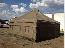 Army Canvas Tent 5m x 5m Army Surplus