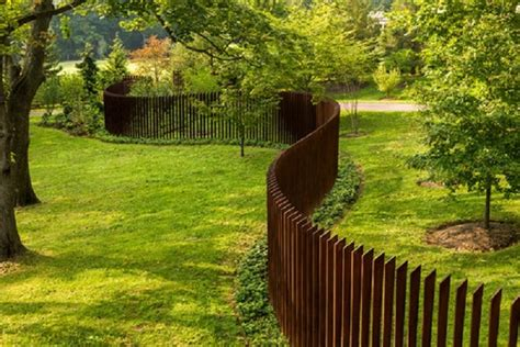 cool fence ideas unique wood fence ideas for backyard or garden nytexas