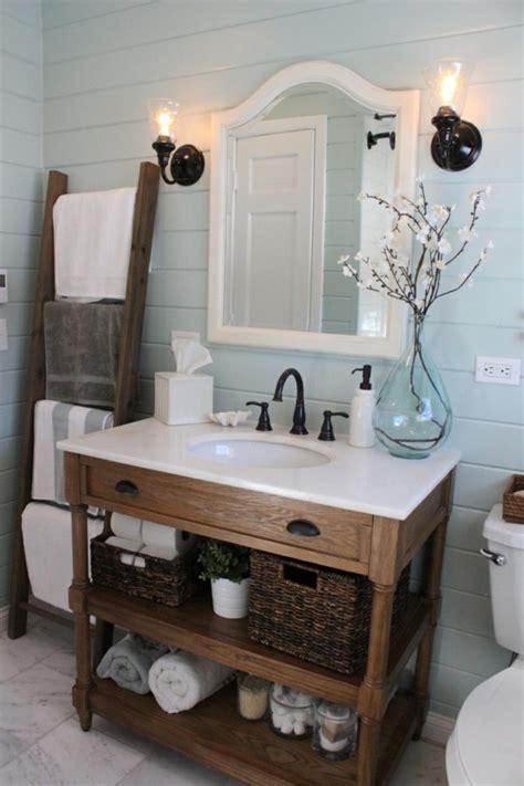 idee deco salle de bain avec des fleurs fraiches