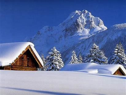 Desktop Snow Winter Backgrounds Wallpapers Mobile Tablet