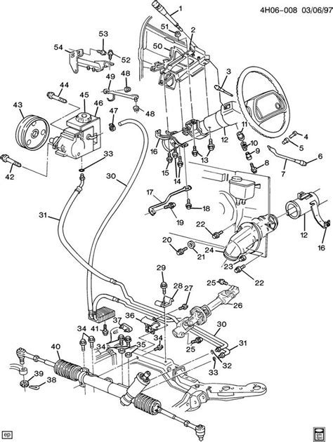 Acdelco Buick Lesabre Wiring Diagram by 26086103 Gm Kit Power Steering Kit P S W O