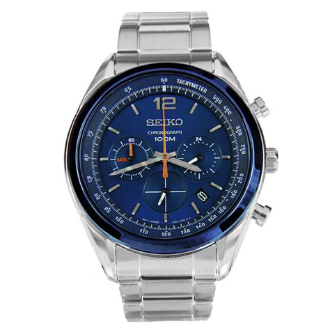 Seiko Chronograph Tachymeter Mens Watch Ssb091p1. Brass Necklace. Rock Diamond. Libra Rings. Wedding Band Price. Oval Cut Wedding Rings. Changeable Watches. Promise Ring Diamond. Indian Gold Jewellery
